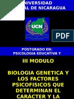 II Módulo-biologia Genetica Factores Que Determinan La Personalidad