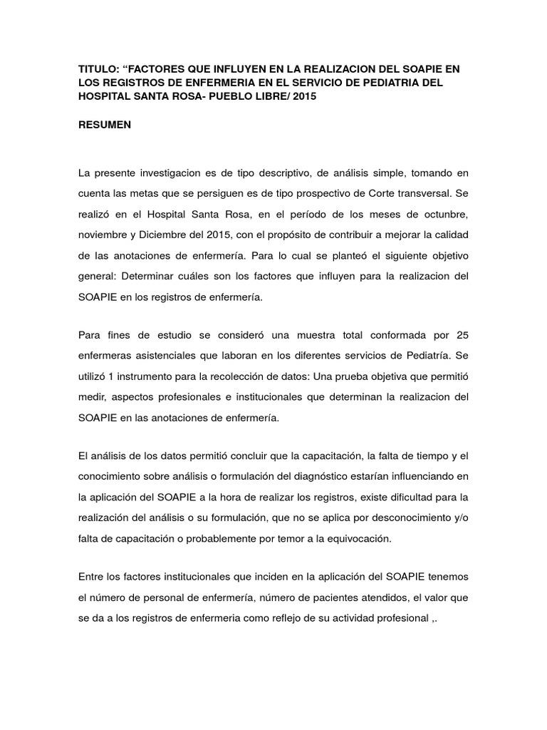 Lujoso Enfermera Muestra Habilidades De Reanudar Modelo - Ejemplo De ...