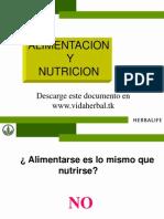 ALIMENTACION  Y NUTRI58F18