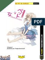 Sakurasou No Pet Na Kanojo Volumen 1
