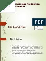 ESQUEMAS (TUTORÍA)