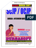Durga's Interview Questions