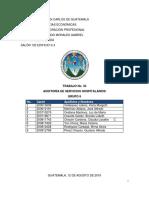 Auditoria de Servicios Hospitalarios 33