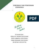 MAKALAH DEMOKRASI DAN PENDIDIKAN DEMOKRASI.docx