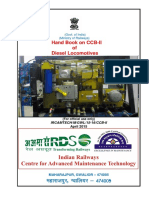 Handbook on CCB-II of Diesel Locomotives