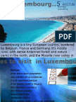 Apply for Luxembourg Visit or Tourist Visa