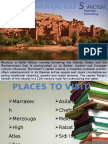 Apply for Morocco visit or Tourist Visa