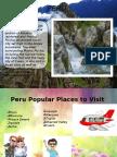 Apply for PERU Visit or Tourist Visa