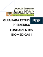 Guias Para Estudiantes de Fundamentos Biomedicas i