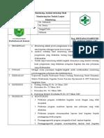 20 SOP Monitoring, Analisis Terhadap Hasil Monitoring Dan Tindak Lanjut Monitoring