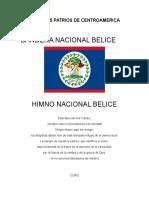 Simbolos Patrios CentroAmericanos