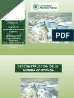 EIA OPERACIONES MINERAS  Y METALÚRGICAS DE  LA CONCESIÓN MINERA CONTONGA  N° 5