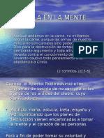 Presentación Batalla en Al Mente