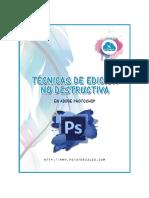 Tecnicas de Edicion No Destructivas en Photoshop PSTutoriales