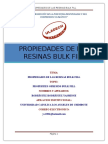 Propiedades de Las Resinas Bulk-Fill Review