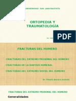 Fracturas Del Humero