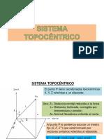 10. Sistema Topocéntrico