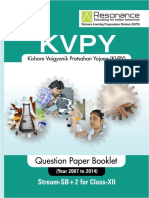 Kvpy sx 8 year tp stars multiple choice fandeluxe Image collections