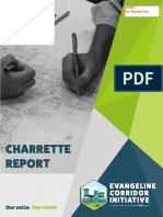 Evangeline Corridor Initiative DRAFT Charrette Report (August 2016)
