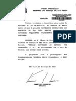 Desembargador Define Bancoop 994.08.018648-0