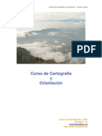 Curso - Cartografia y Orientacion