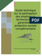 Guide Technique PSC