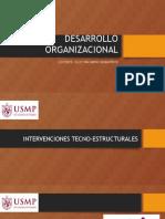 Desarrollo Organizacional USMP II
