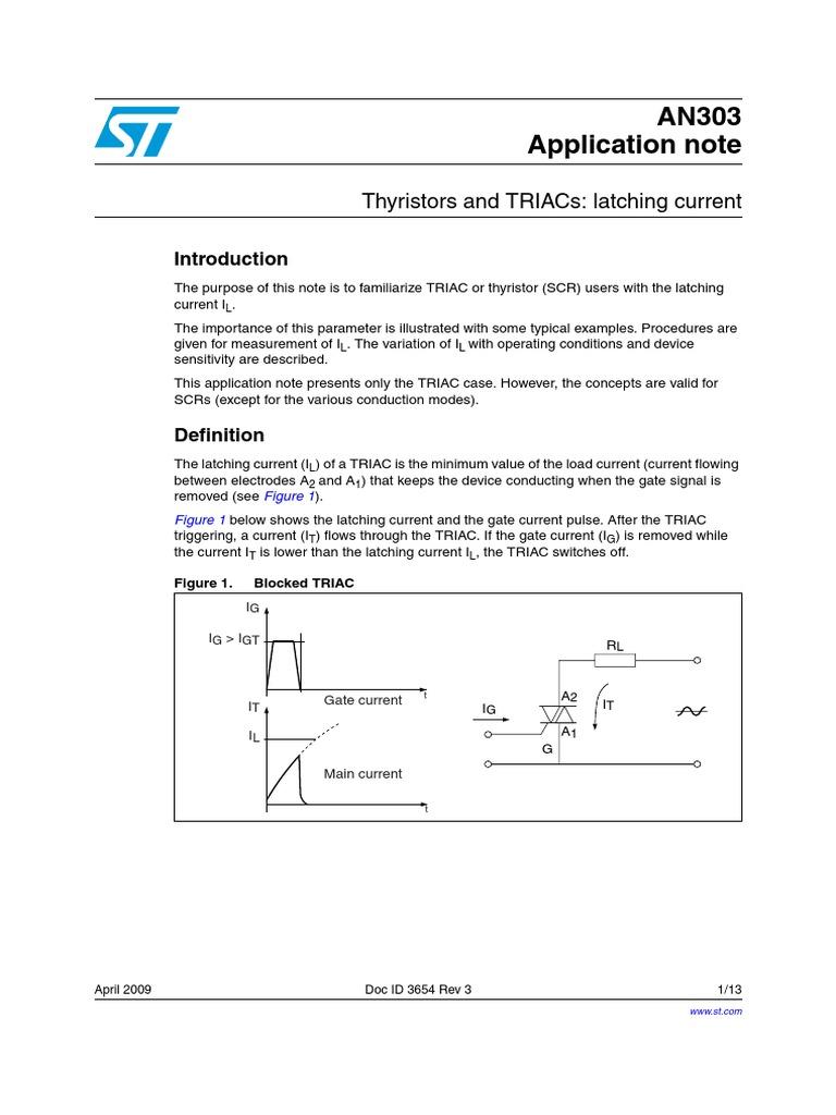 Cd 00003854 Electronics Electronic Engineering Snubber Circuit Triac