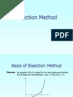 1-Bisection Method [129215]