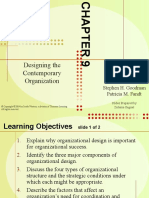 Ch09-Designing Contemporary Orgn
