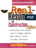 [Anne McKinney] Real-Resumes for Construction Jobs(BookSee.org)