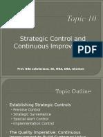 Topic 10 (Control)