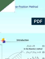 3 False Position [129217]