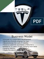 Tesla a dream company