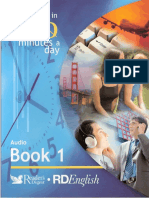 English in 20 Minutes a Day Audio Book 1
