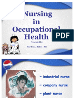 Occupational Health Nursing