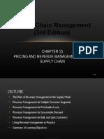 LECTURE 9 (Revenue Management)