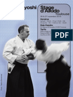 11/2016 Aikido Seminar Toulouse