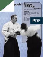 11/2016 Aikido Seminar Toulouse