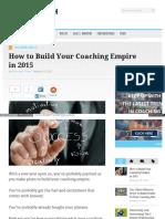 Blog Evercoach