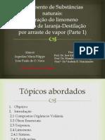 6 - Extração do Limoneno do Óleo de Laranja – BAC 2013 - G6A.pdf