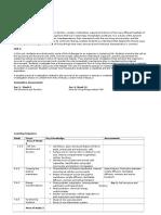 vce biology unit 1 - outline