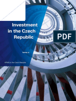 Investment in the Czech Republic 2014