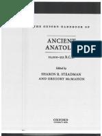 Hittite language -OxHdbk.pdf