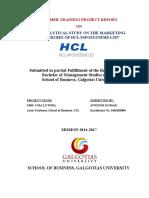 Hcl Infosystem Marketing Strategy