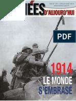 Armée d'aujourd'hui n°391-1914