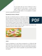 La Comida Peruana Tiene Una Especial Sabor Que Marca La Diferencia en Todo El Mundo