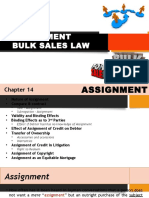 Law on Sales - Assignment for PRINTING