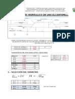 4.3 Diseño Alcantarilla 26-09