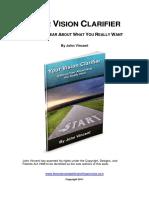 Your Vision Clarifier
